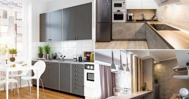 Diseños de cocinas integrales modernas y pequeñas dos mil veintiuno