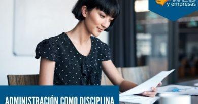 Administración como una disciplina