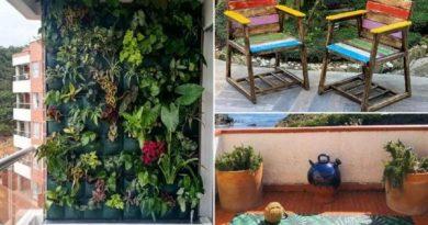 diez ideas para decorar una terraza grande con poco dinero