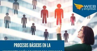 Procesos Básicos en la Administración de Recursos Humanos