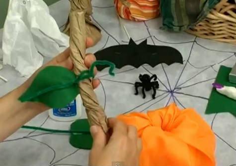 Manualidades simples para Halloween